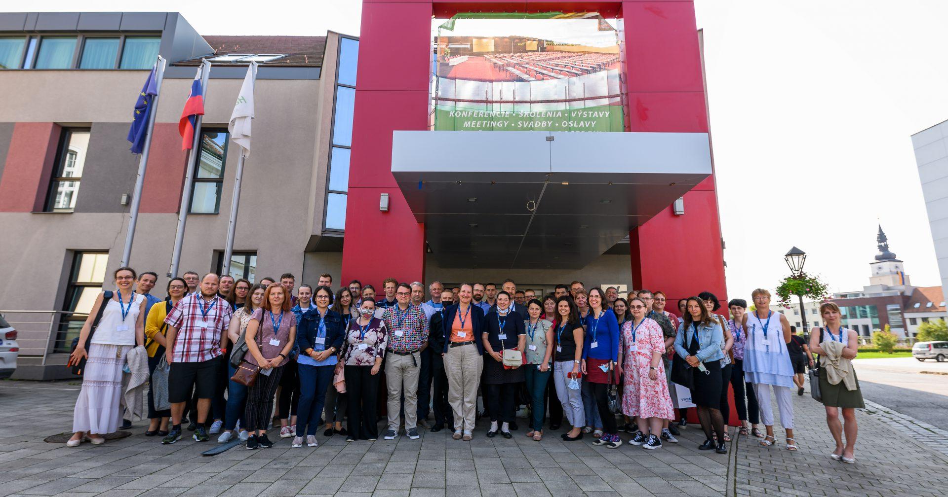 Slovak Biophysical Symposium